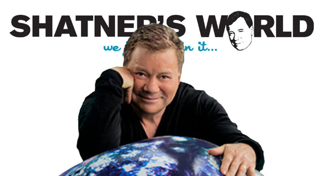My Interview with William Shatner