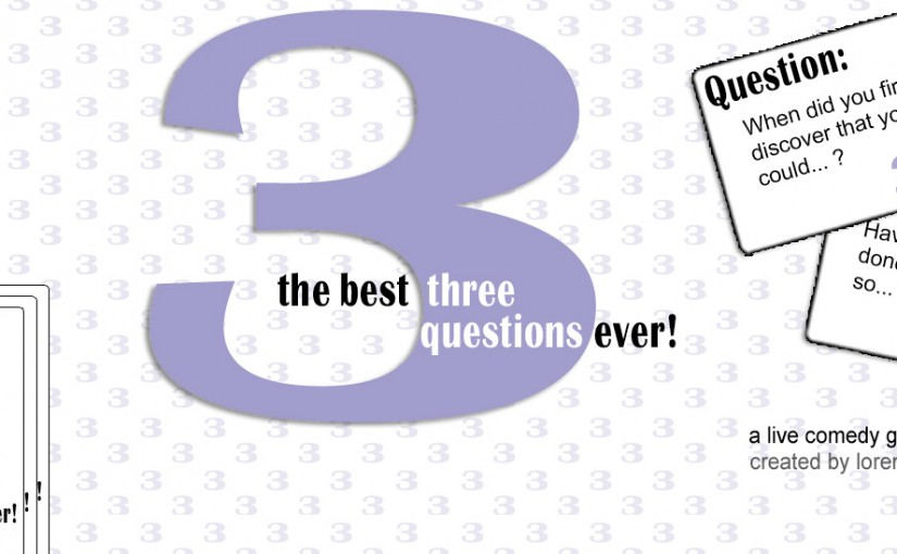 Best 3 Questions Ever Game Show – Producer