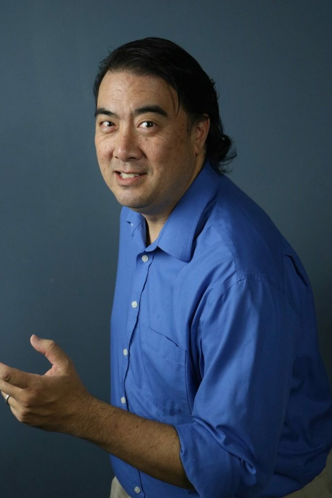 Alan Ng National Comedy Theatre San Diego