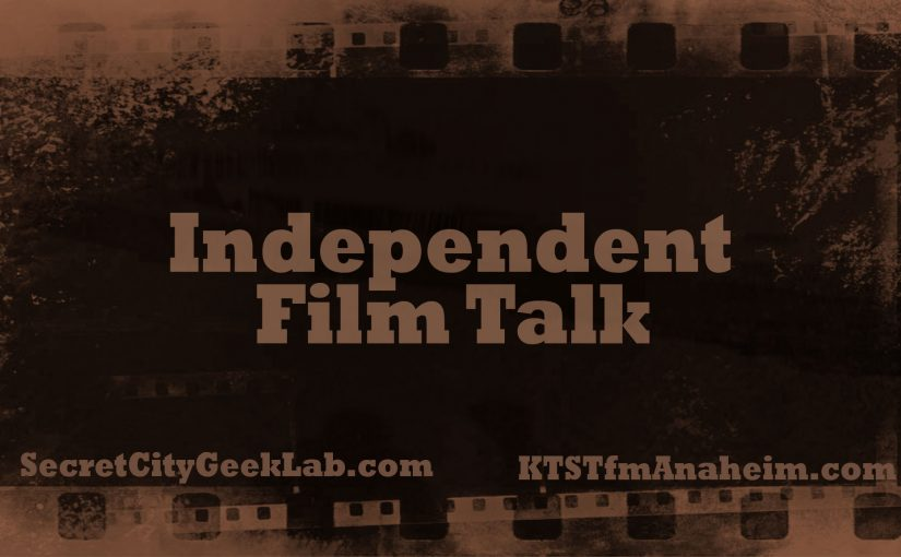 Independent Film Talk – My New YouTube Channel